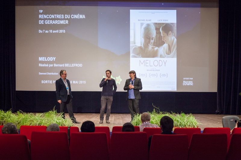 rencontre du cinema gerardmer 2014